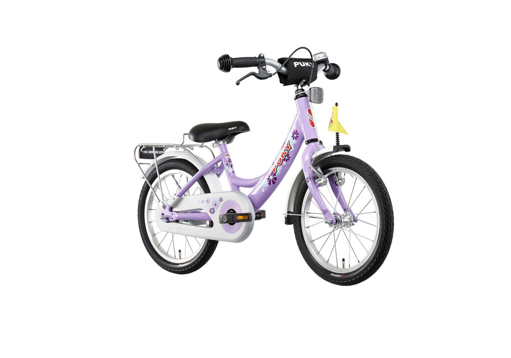 puky zl 16 1 kinderfahrrad 16 flieder online bestellen bei. Black Bedroom Furniture Sets. Home Design Ideas